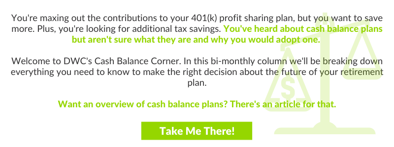 Cash Balance Corner_Post Intro CTA