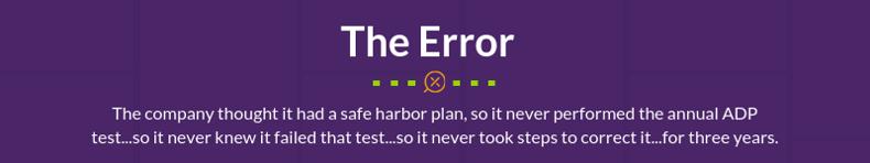 Q3 2019 COTQ_The Error