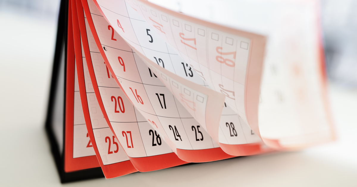 DWC Knowledge Center Article: Compliance Deadlines for Calendar Year Plans