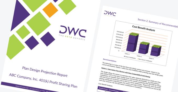 LP Hero_Plan Design Projection Report